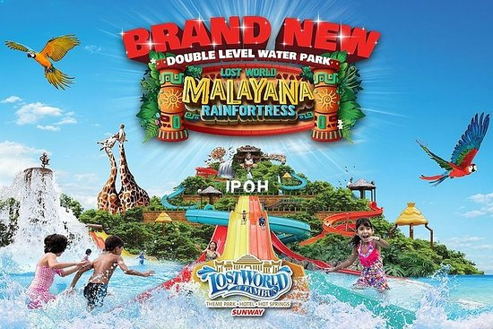 Billet Lost World of Tambun (offre...