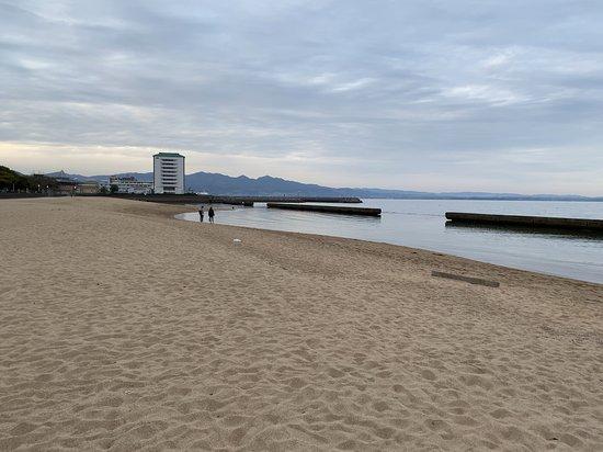 Beppu Spa Beach