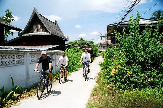 Фотография Pedal the Day away around Nonthaburi and Koh Kret