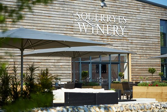 ‪Squerryes Winery‬