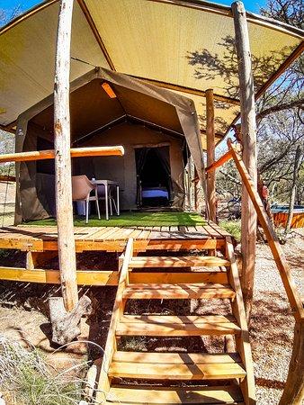 Heidelberg, Южная Африка: Steenbok safari tent