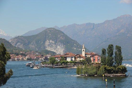 Λίμνη Ματζιόρε, Ιταλία: Spettacolare !