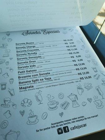 Faxinal do Soturno: Numero 1 - Cafe Jucar