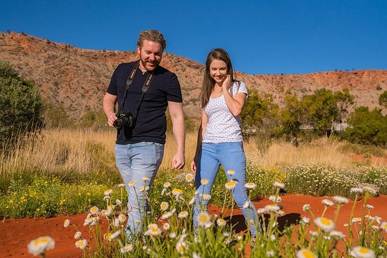 Billet d'entrée pour le Alice Springs...