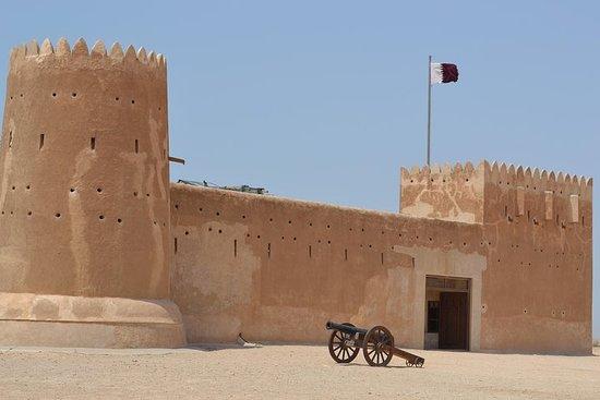 Excursion historique d'une journée: nord du Qatar au départ de Doha
