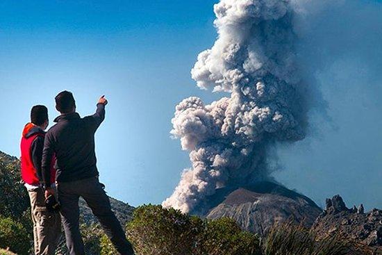 Circuit de randonnée du volcan...