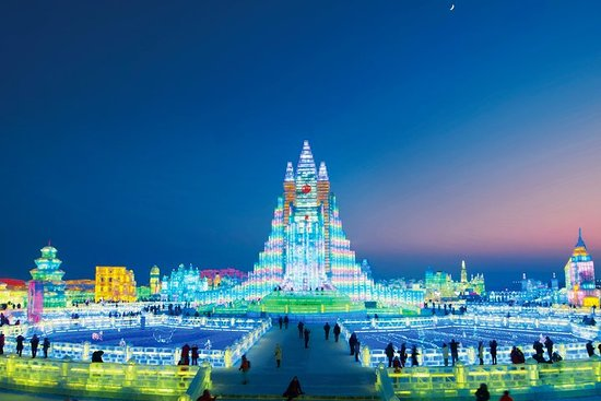 Фотография One-Day Private Tour of Classic Attractions in Harbin Including Lunch