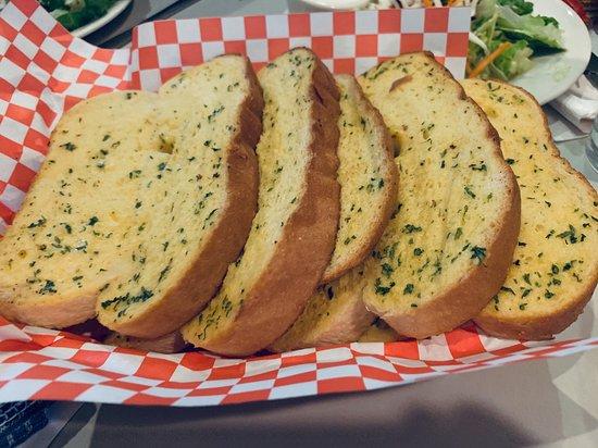 Bountiful, UT: Garlic bread