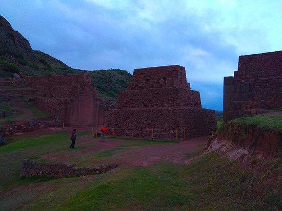 Huarcapay, Peru: Piquillacta, sitio Arqueológico al sur de Cusco, construida por una cultura pre inca, su gran aporte la urbanización.