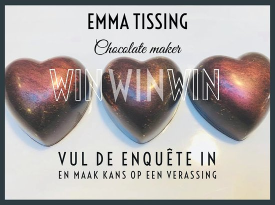 Emma Tissing Chocolate maker