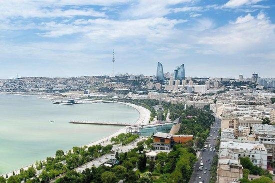 愛をこめてアゼルバイジャンからの6日間ツアー