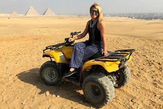 A private Quad Bike Ride around the...