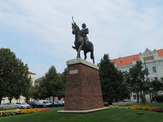 Széchenyi István Memorial Statue