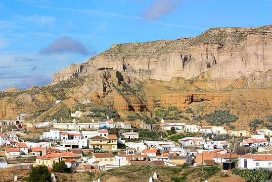 Guadix e Gorafe da Granada