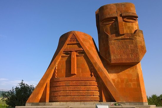 Privat tur til Nagorno Karabakh Republic - 4 dager