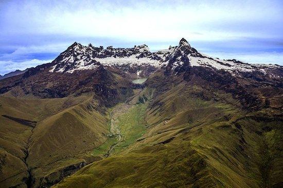"""Trekking: """"El Altar"""" Volcano - Yellow..."""