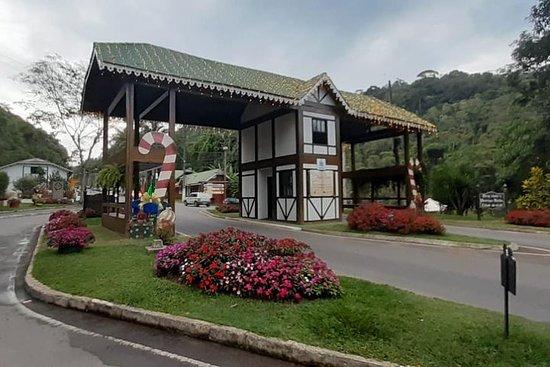 City Tour Mountain Region: Pedra Azul / Domingos Martins / Venda Nova...