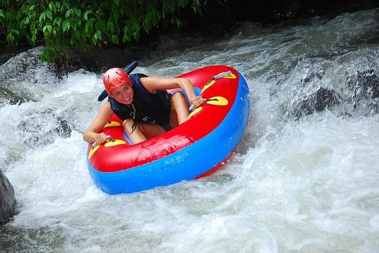 Full-Day Bali River Tubing Adventure...