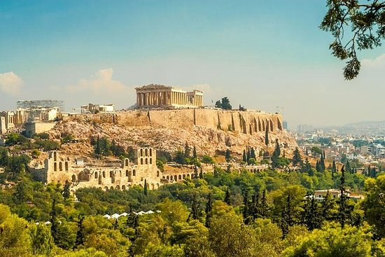 Small Gr & Family: Athens City Tour y...