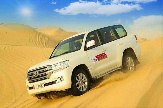 Abu Dhabi Woestijnsafari met ...