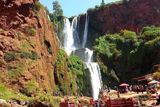 Privat heldagstur fra Marrakech til...
