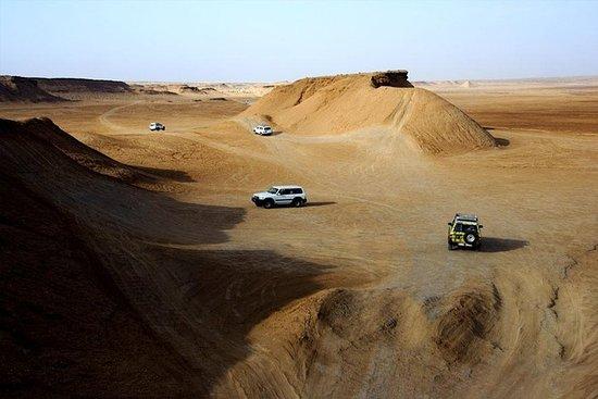 3 dager PRIVATE 4x4 safari for 3-5 personer fra Sousse, Hammamet og...