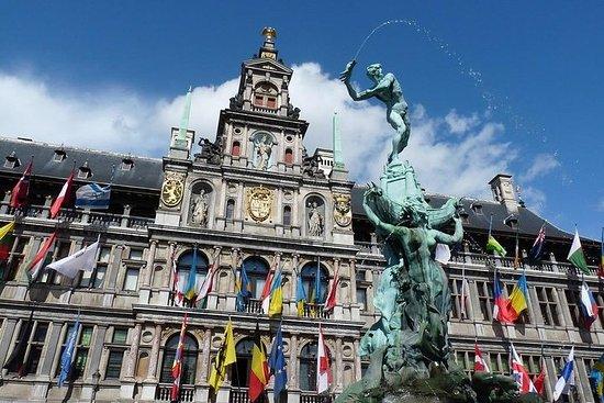 Privat 8-timers ekskursjon til Gent og Antwerpen fra Brussel