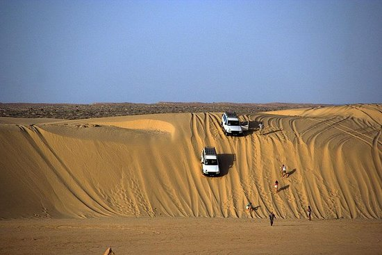 Two days 4x4 PRIVATE SAFARI from Sousse, Hammamet, Tunis for 3-5...
