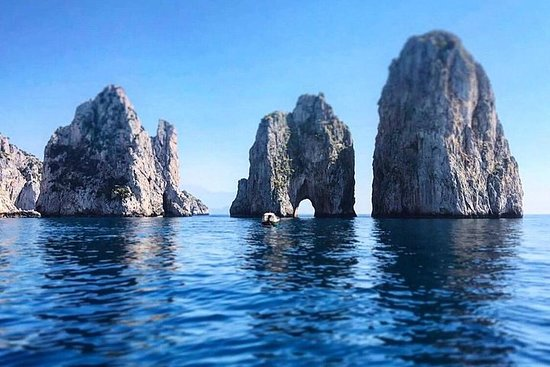 One day tour Capri