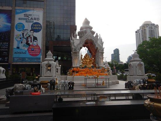 Ganesha Shrine