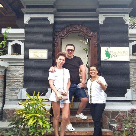 LuxMe Bali Spa
