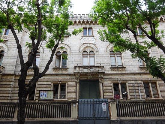 Palazzo Ex Banca del Monte di Pieta Sant'Agata