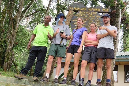 Godson Charity   Kilimanjaro Climb & Serengeti Safaris Operators