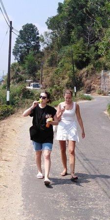 Sabaragamuwa Province, ศรีลังกา: Sri Lankan tour with mudi Mudithaviraj480@gmail.com Www.muditours.com  Adams picks road, Hatton Sri Lanka