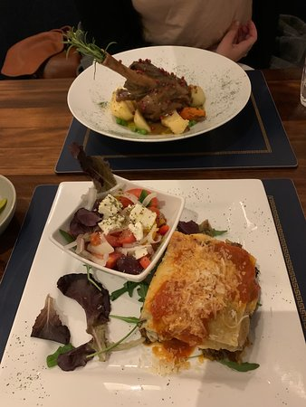 Amazing service and delicious food!