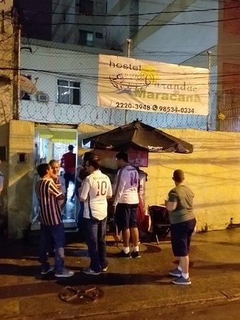 Maracana, PA: Fla x Flu