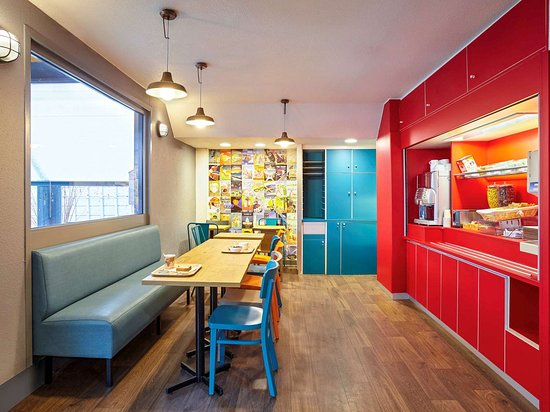 Les Ulis, Fransa: Restaurant