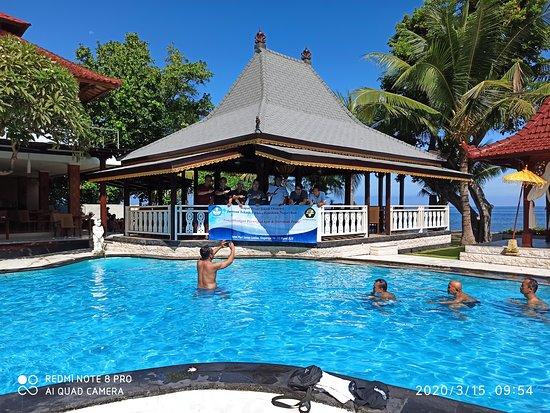 Пемарон, Индонезия: Kolam renang hotel