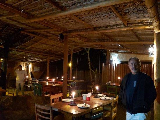 Santo Cerrado Risoteria Cafe Foto