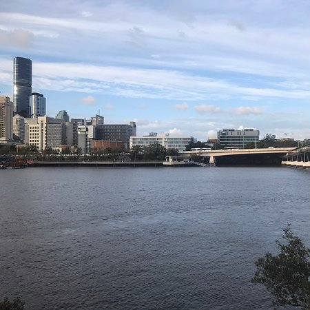 QUT to Southbank with killer views