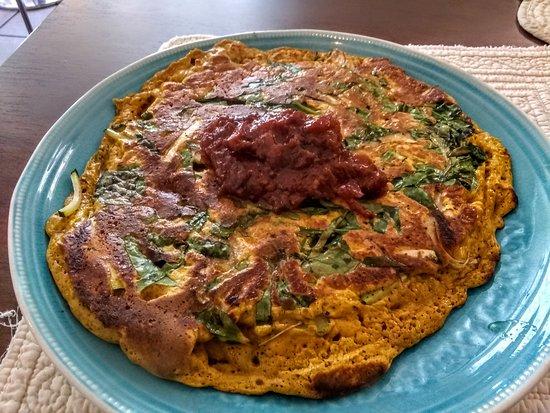 Frazier Park, CA: Indian savory pancake