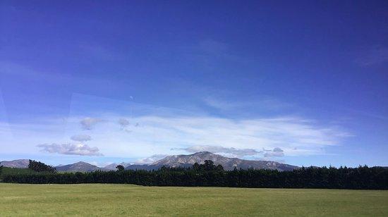 Mossburn, Новая Зеландия: View