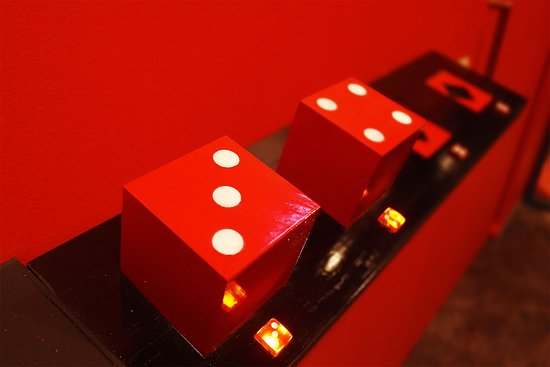 Will your team be the first to collect all the dice and win The Game?