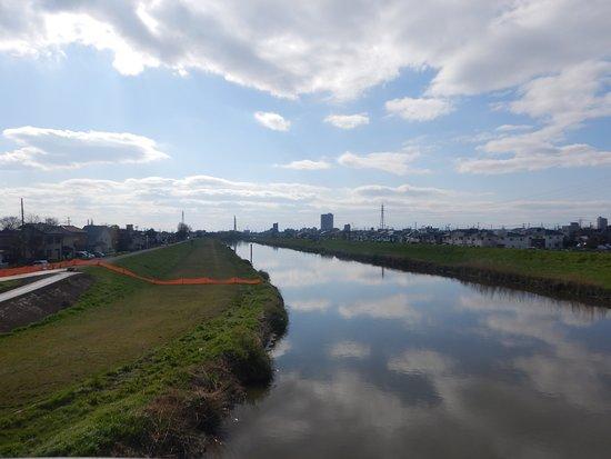 Motoarakawa River