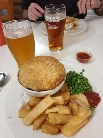 Warnbro, Australia: Pie and Pint night on a Tuesday evening