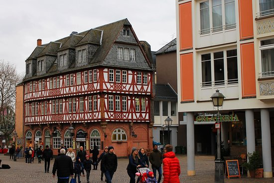 Roemerberg, Germany: Römerberg, Frankfurt, Germany, Alemanha