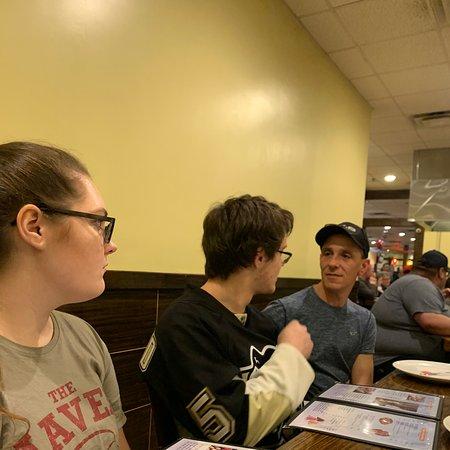 Oliran Hibachie Steakhouse Amp Bar Bloomsburg Restaurant