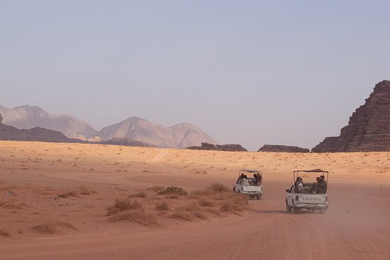 Wadi Rum Village Photo