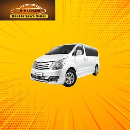 Hyundai Starex RM 500 perday  Best car rental service near Senai Airport. Clean and well maintained car. Klik 👉 https://SenaiCarRental.net Klik 👉 www.wasap.my/+60104206238/NakSewaKereta Klik 👉https://SenaiCarRental.net/terms