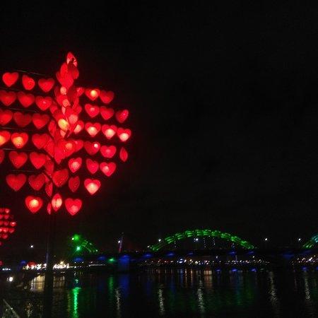 Love Bridge Da Nang